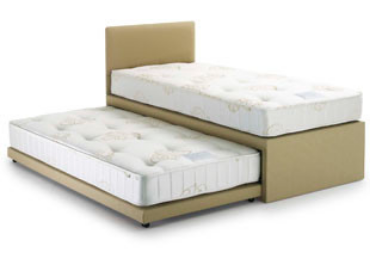 Hypnos Space Saving Bed comes in a choice of fabrics and sizes